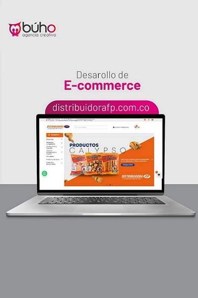 desarrollo de ecommerce