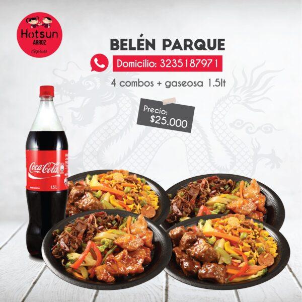 diseño de promoción productos y marca de una empresa de comida rapida