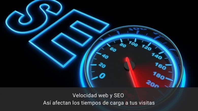 velocidad web para tu posicionamiento seo