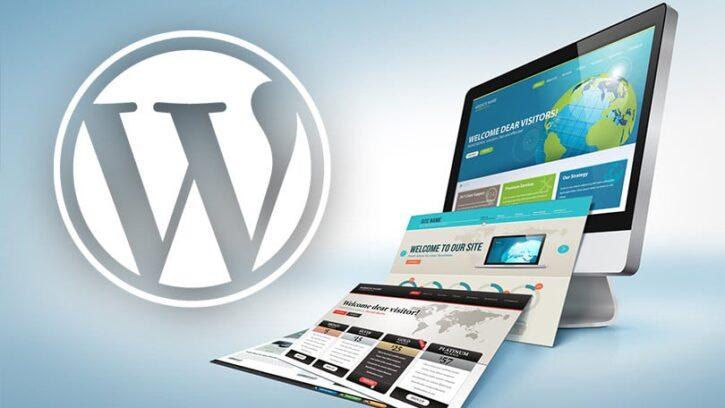 diseños de sitios web diseñados con wordpress