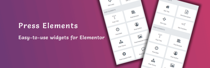 ventajas de diseño web con widget gratis de elementor