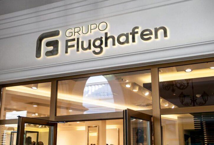 portafolio empresa grupo flughafen y su personalidad de la marca