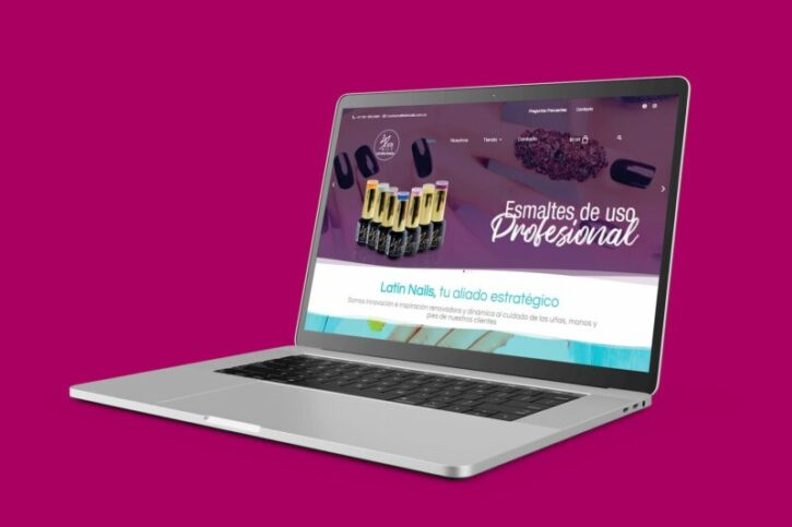 creacion de sitio web optimizado y diseño de tienda online ecommerce
