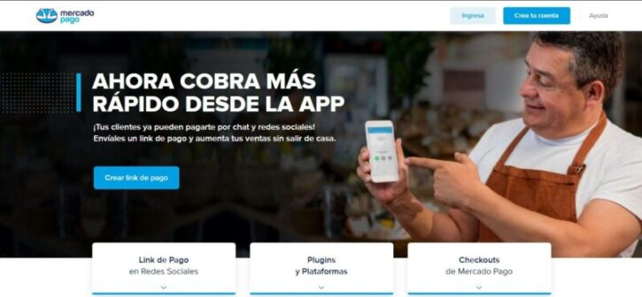 pasarela mercado pago usada en tiendas online