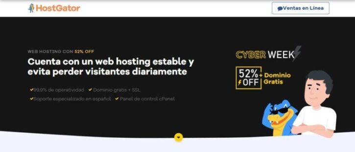 hosting hosgator y sus beneficios para su pagina web