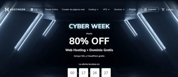 hosting hostinger y sus beneficios para tu web