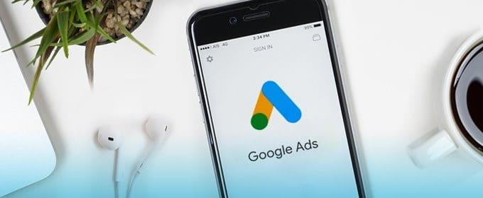 app google ads movil para manejar tus campañas