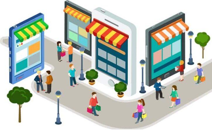 aumento de compradores en las tiendas virtuales