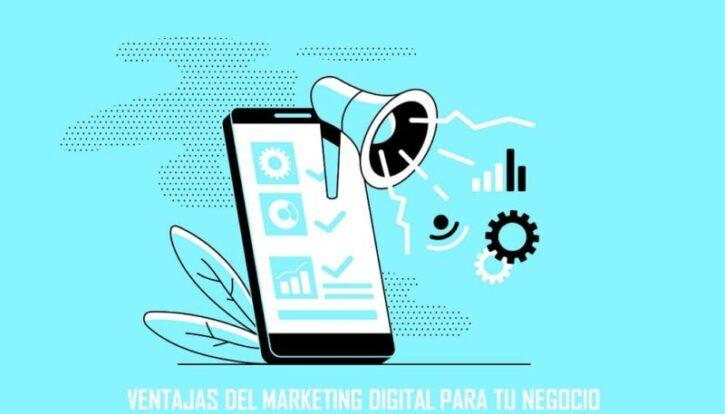 ventajas del marketing digital para tu negocio