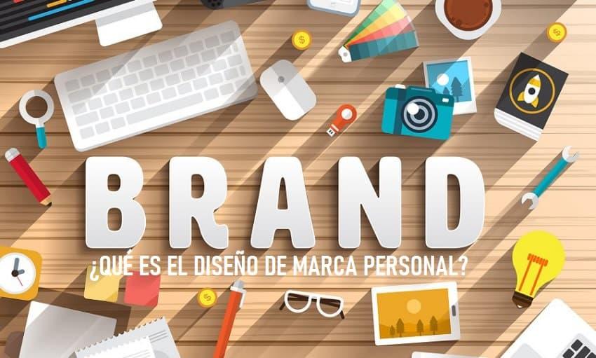 diseño de marca personal