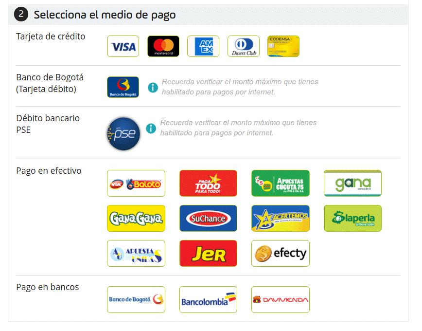 pagos online con payu