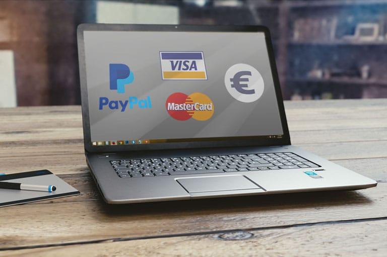 tienda virtual pasarelas de pago