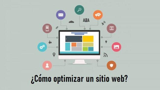 cómo optimizar un sitio web