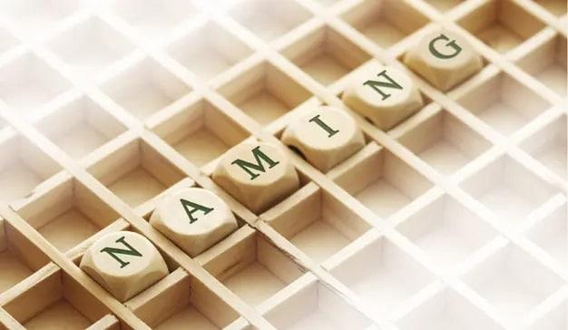 naming creación de marcas