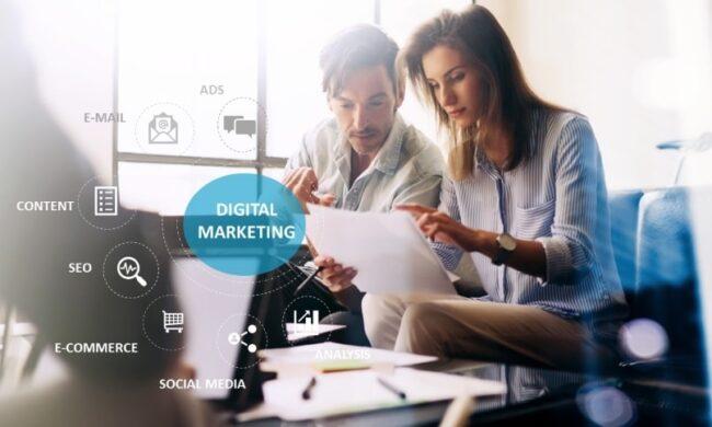 informe para mostrar resultados de marketing digital para empresarios