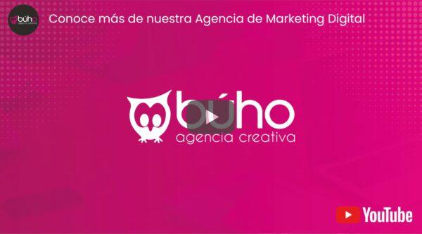 video publicitario buho agencia de marketing digital