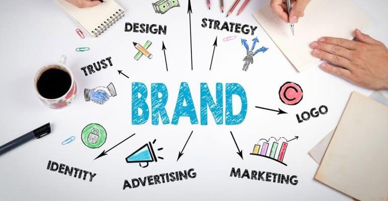 del b2b al branding for business