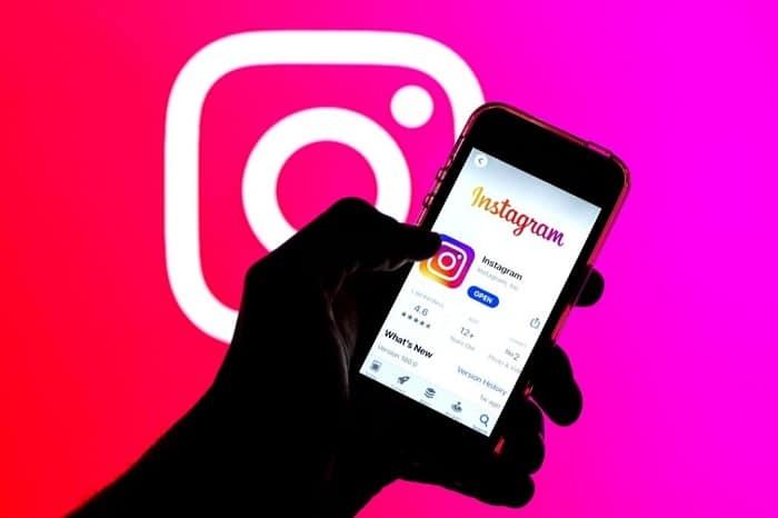 bio de instagram