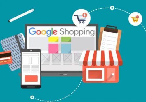 diseño de campañas de google shopping y diseño de tiendas online para vender mas